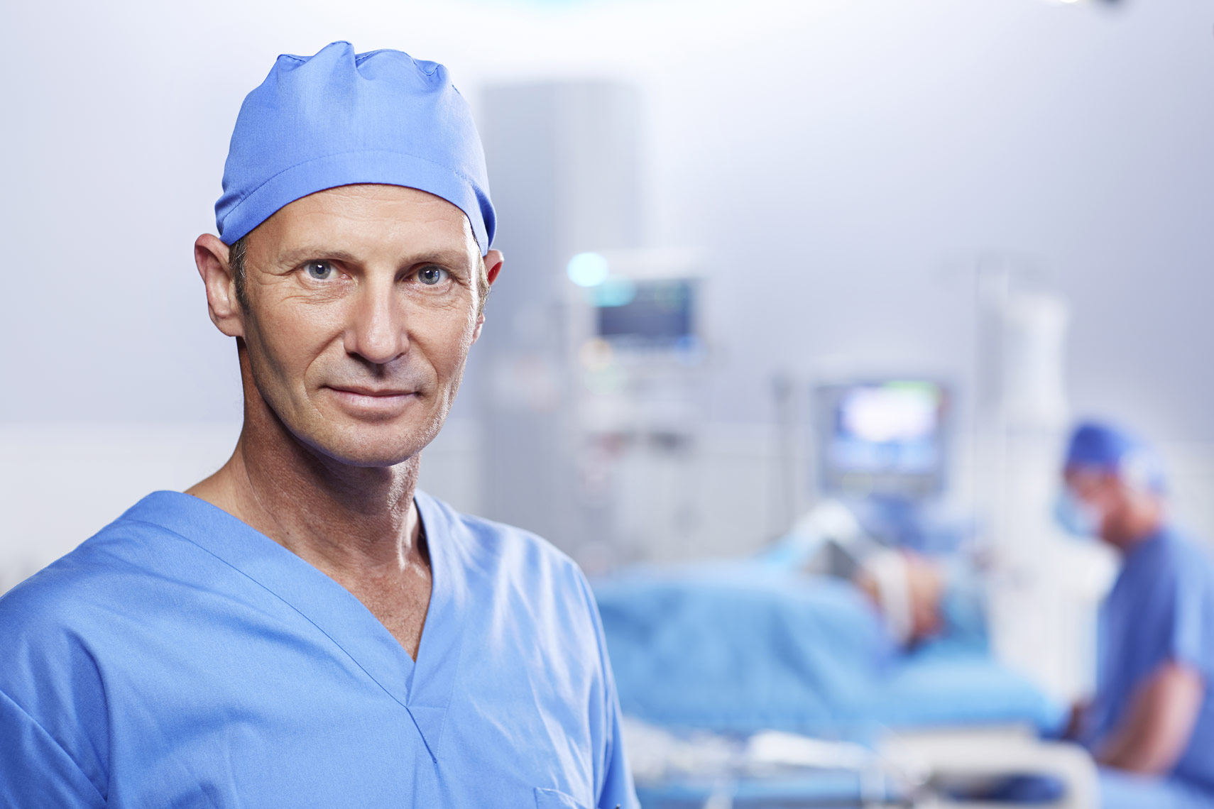 cardiac surgeon portrait